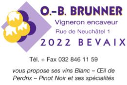 Brunner vins, super 8 Neuchâtel,