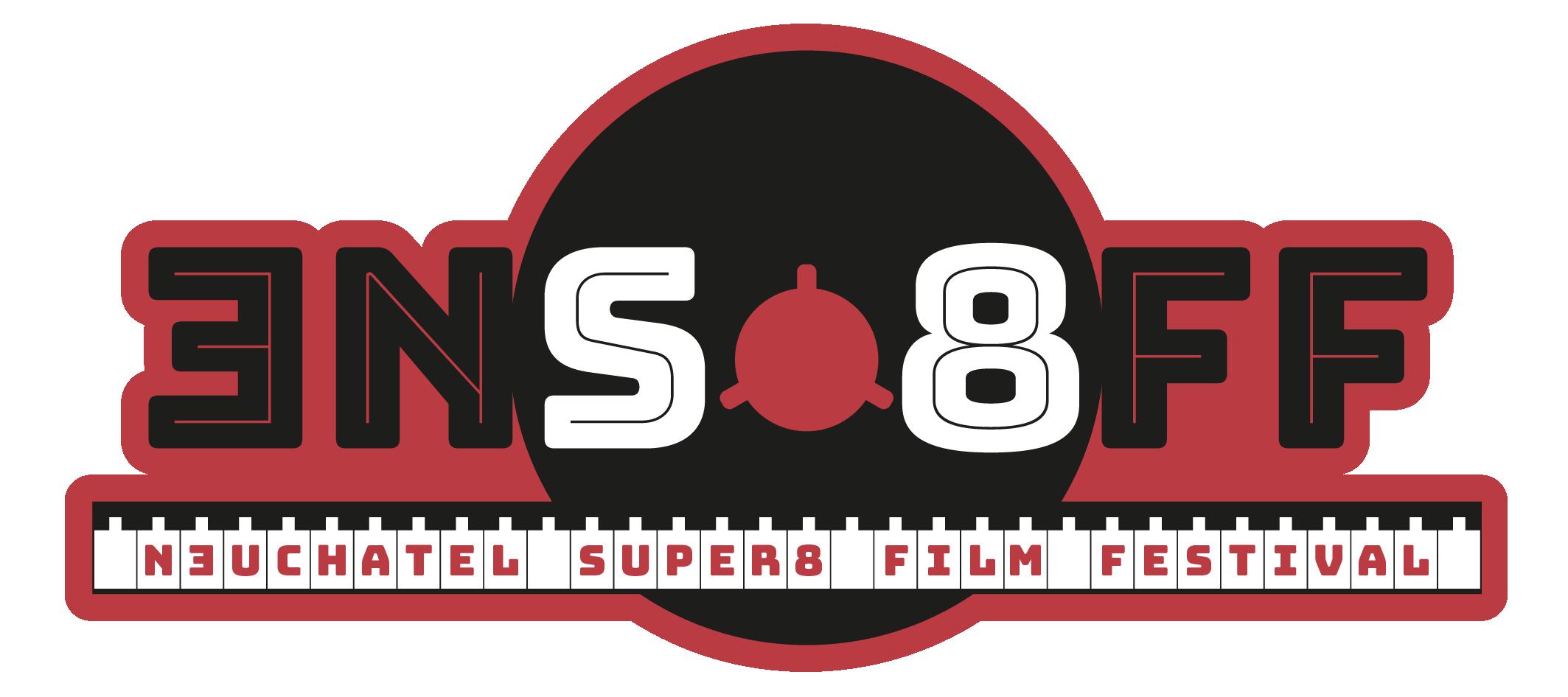 Logo Neuchâtel Super 8 Film Festival, Tourné-Monté