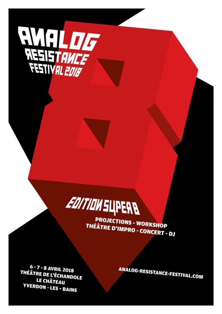 Analog Resistance Festival, Super 8, ens8ff,